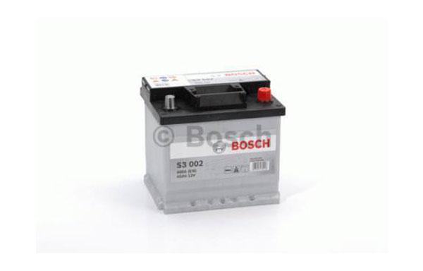 BOSCH S3 – 12V, 45Ah, 400A