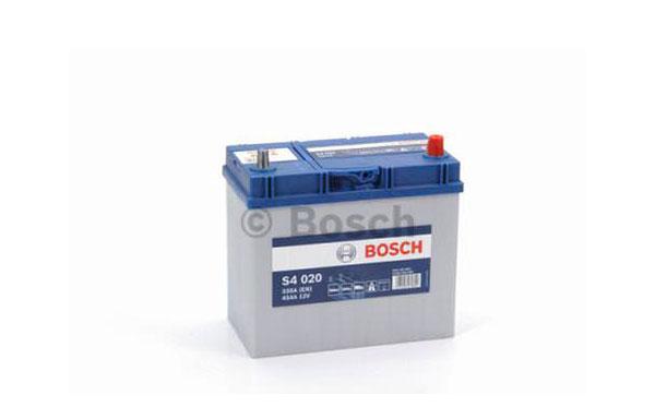 BOSCH S4 – 12V, 45Ah, 330A