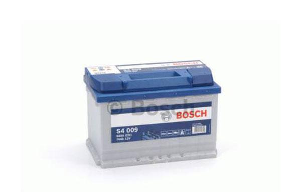 BOSCH S4 – 12V, 74Ah, 680A