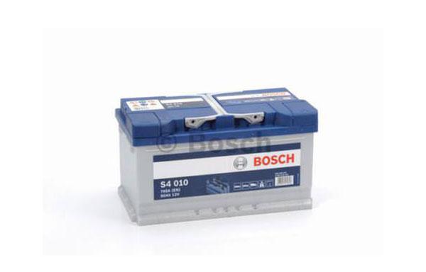 BOSCH S4 – 12V, 80Ah, 740A