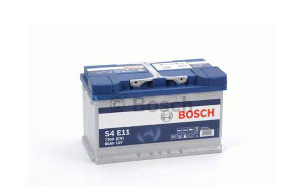 BOSCH S5 – 12V, 80Ah, 730A