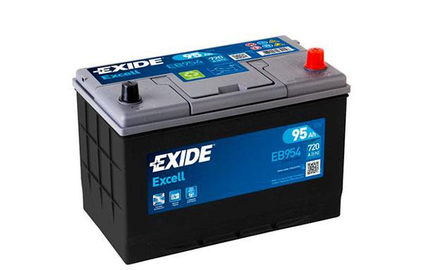 EXIDE EXCELL – 12V, 95Ah, 720A