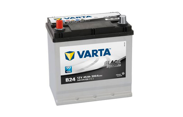 VARTA BLACK DYNAMIC – 12V, 45Ah, 300A