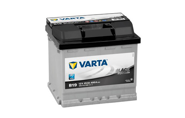 VARTA BLACK DYNAMIC – 12V, 45Ah, 400A