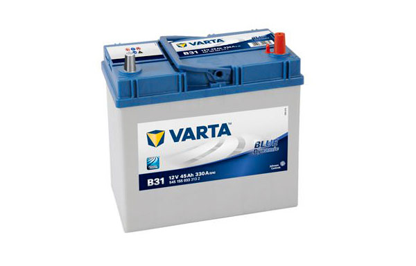 VARTA BLUE DYNAMIC – 12V, 45Ah, 330A