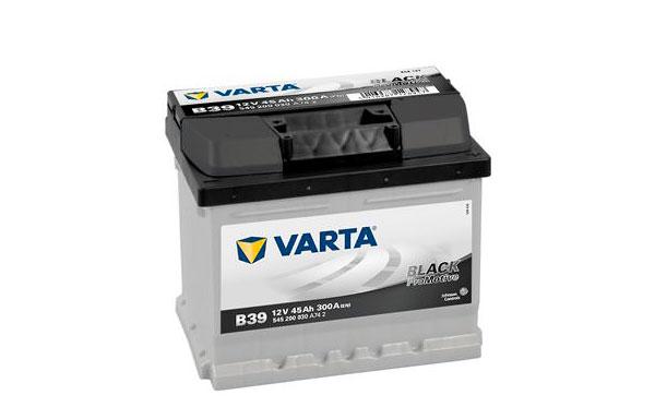 VARTA PROMOTIVE BLACK – 12V, 45Ah, 300A